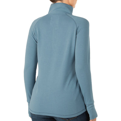 Free Fly Women's Bamboo Thermal Fleece Pullover - Sale