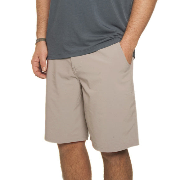"Free Fly Men's Bamboo-Lined Hybrid Shorts - 9.5"" Inseam"