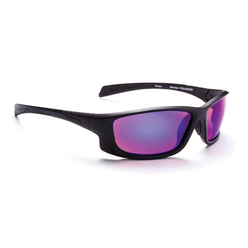 Optic Nerve Castline Sunglasses - Matte Black