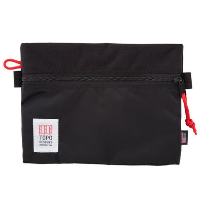 Topo Designs Medium Accessory Bag in Black