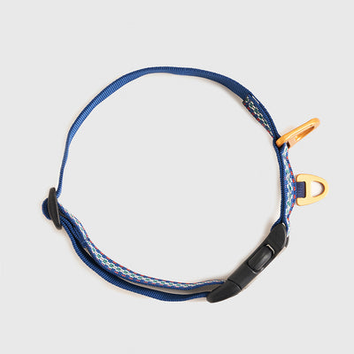 United By Blue Woven Dog Collar