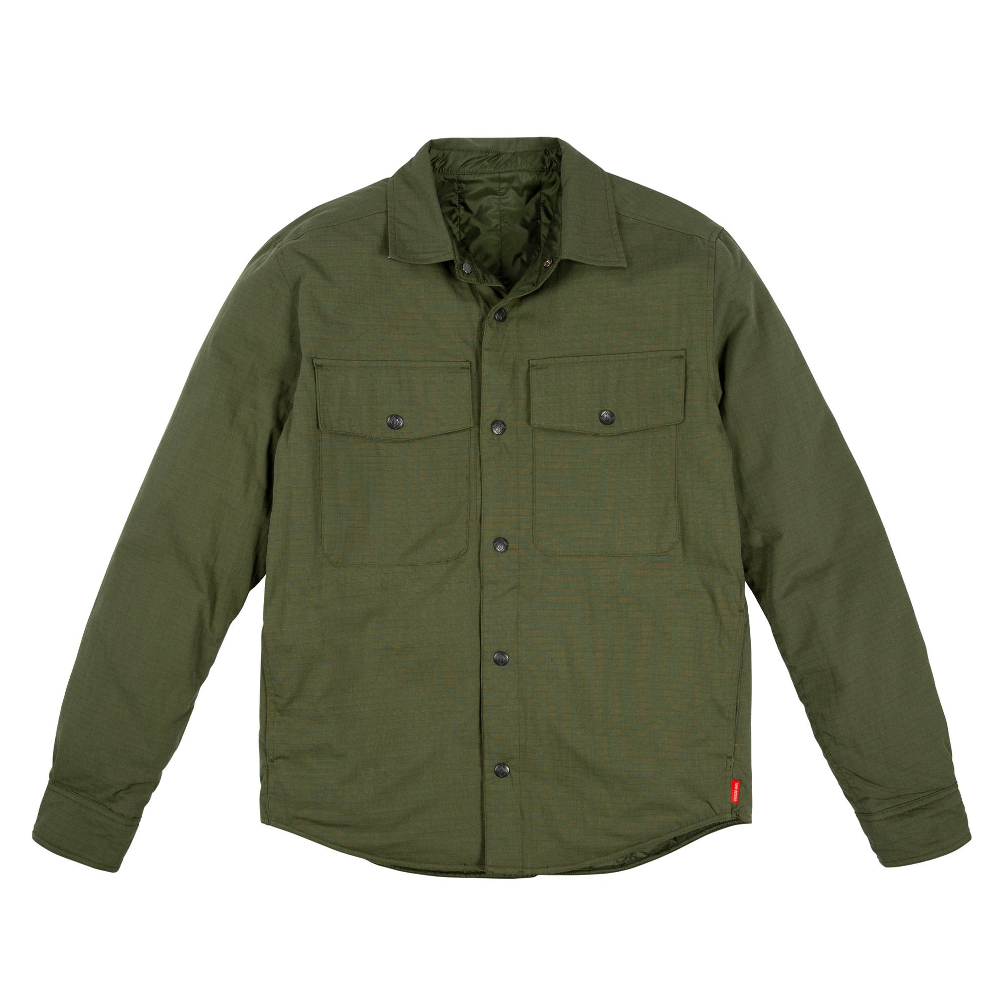 Topo Designs Men's Insulated Shirt Jacket - Sale
