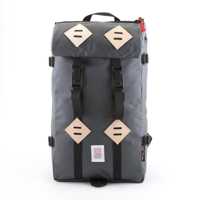 Topo Designs Klettersack in Charcoal