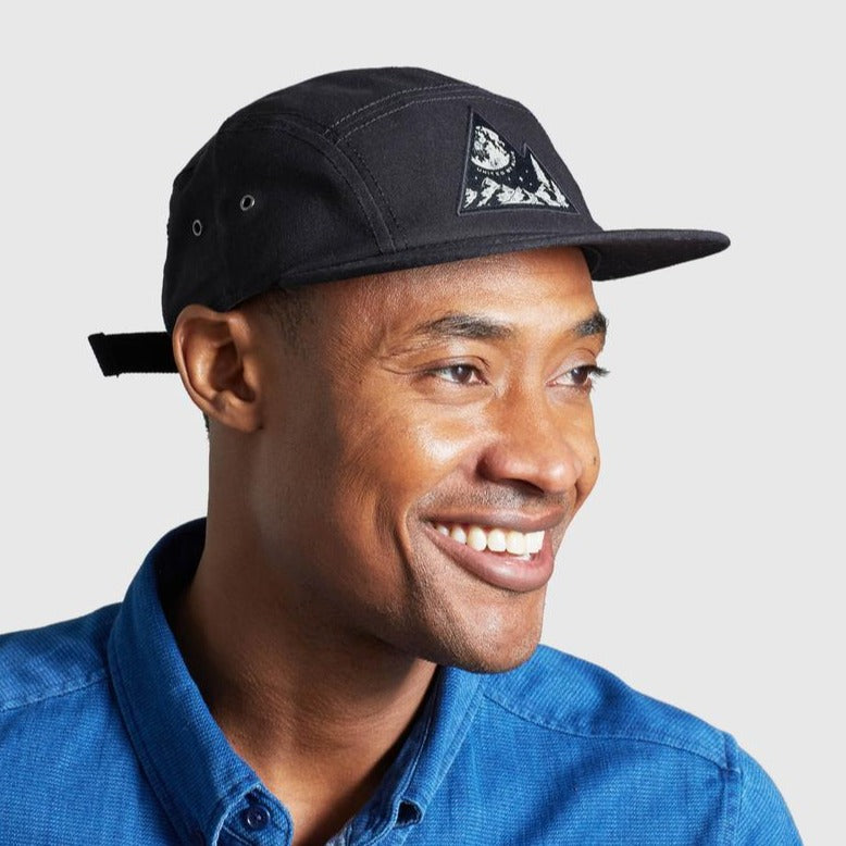 United By Blue Equator Organic 5 Panel Hat