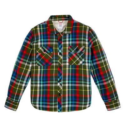 Topo Designs Field Shirt Plaid - Men's