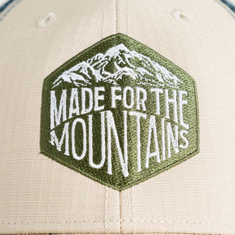 United By Blue Made For The Mountains Ripstop Trucker Hat