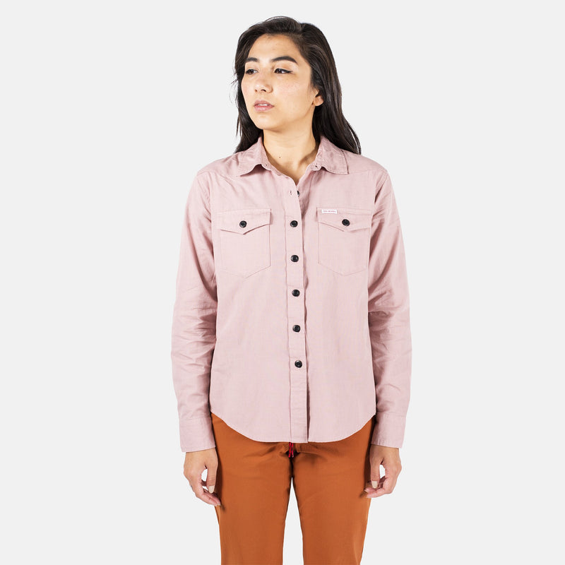 Topo Designs Women's Mountain Shirt - Lightweight