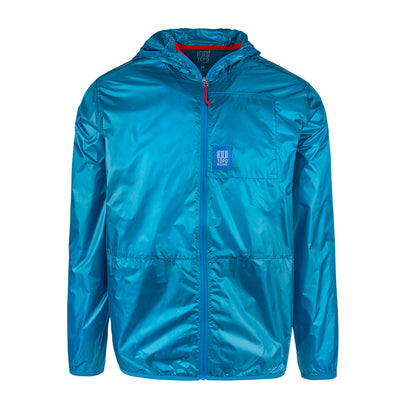 Topo Designs Men's Ultralight Jacket Blue