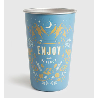 United By Blue Enjoy Stainless Steel Tumbler