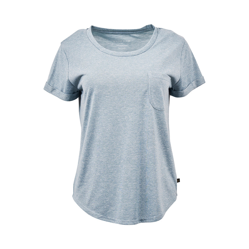 United By Blue Women's Standard Pocket Tee