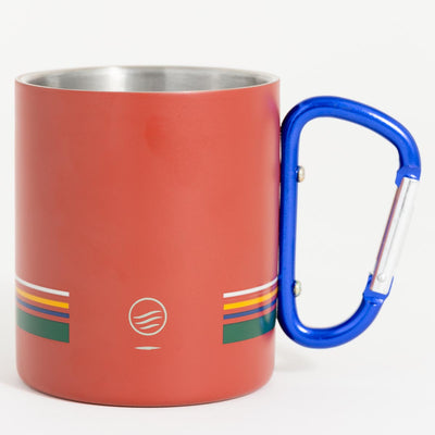 United By Blue Mountains Are Calling 10 oz. Carabiner Cup