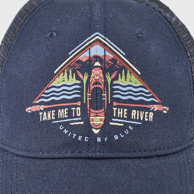 United By Blue To The River Trucker Hat