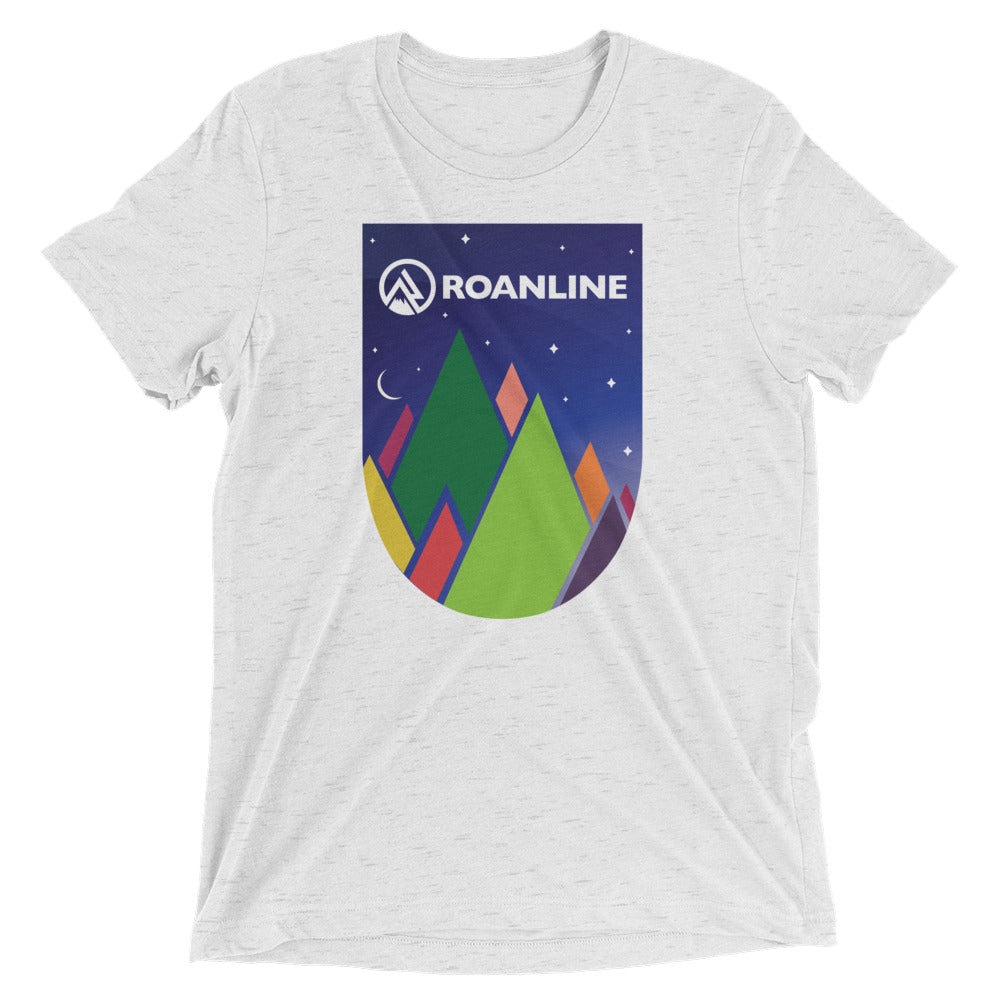 Roanline Starry Mountain T-Shirt