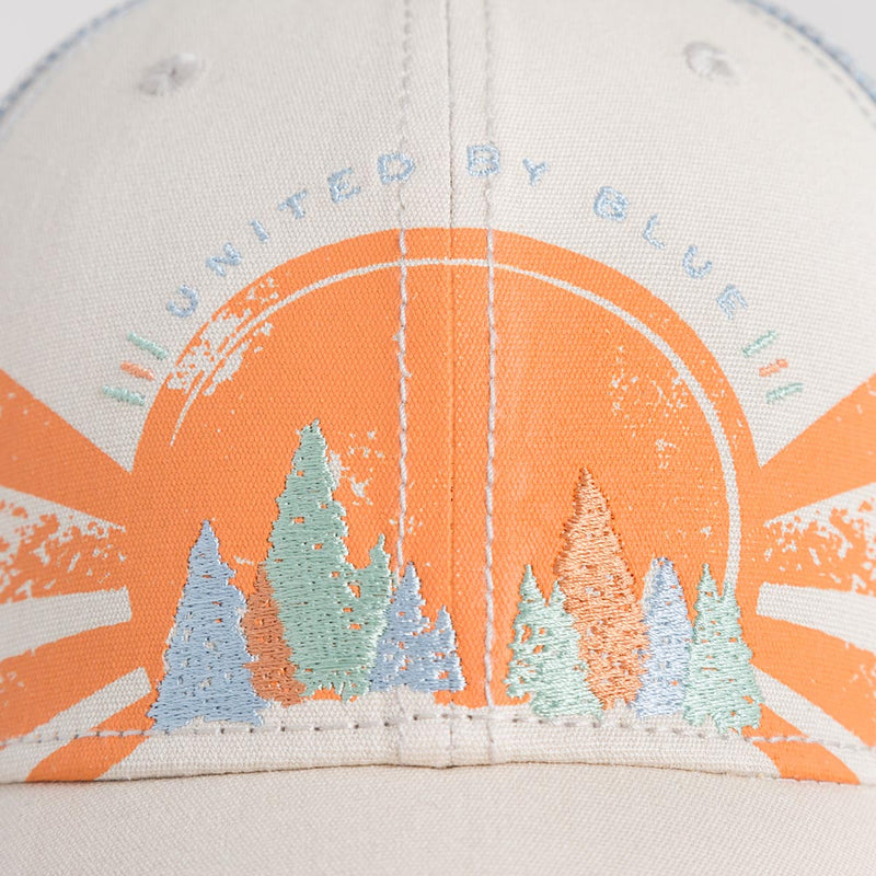 United By Blue Women's Sunrise Trucker Hat