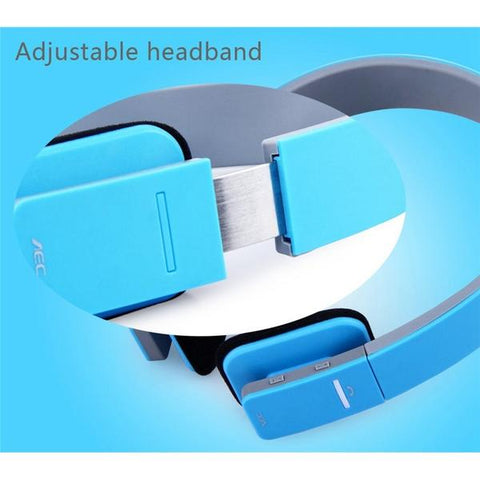 bluetooth headphone adjustable 043