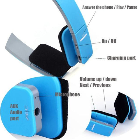 Bluetooth headphone 043
