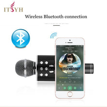 Load image into Gallery viewer, Bluetooth Microphone|Condenser Mic|ITSYH LF03-655 - Nice World Store