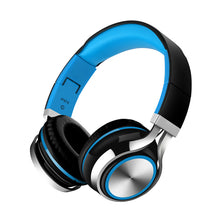 Load image into Gallery viewer, 2019 Popular fashion heavy bass folding headphone with microphone game mp3 headset 1.5m wired TW-811 - Nice World Store