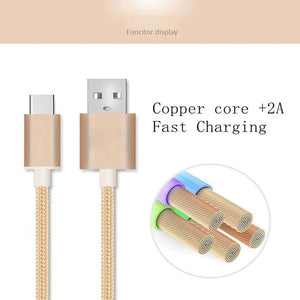 USB Cable Type C|Type C Cable|ITSYH JS-00078 - Nice World Store