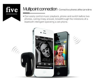 Bluetooth Earphone|Phone Earphone|ITSYH LF01-004 - Nice World Store