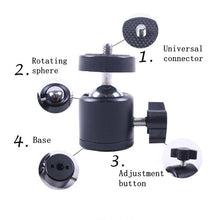 Load image into Gallery viewer, Camera Bracket|Swivel Mini Ball Head|ITSYH LF01-043 - Nice World Store