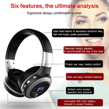 Load image into Gallery viewer, Bluetooth Headphones | LED screen | ITSYH WT8-039 - Nice World Store