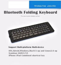 Load image into Gallery viewer, Bluetooth Keyboard|Wireless Keyboard|ITSYH TW-241 - Nice World Store