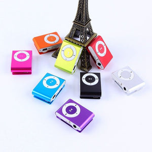 MP3 Player|MP3 Player With Clip|ITSYH TW-536 - Nice World Store