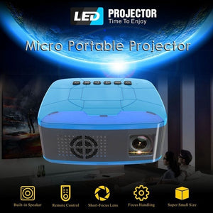 LED Projector|Mini Projector|ITSYH LF01-10032 - Nice World Store