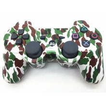 Load image into Gallery viewer, 4 Style Camouflage Color Wireless Bluetooth Controller for play station 3 PS3 Controller TW-418 - Nice World Store