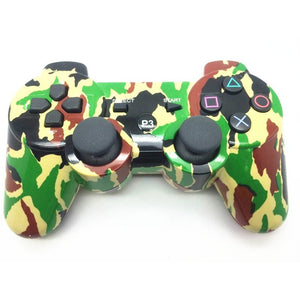 4 Style Camouflage Color Wireless Bluetooth Controller for play station 3 PS3 Controller TW-418 - Nice World Store
