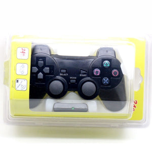 Wireless Double Vibration Controller Remote Joystick for PS2 Game Gamepad With Retail Package TW-419 - Nice World Store