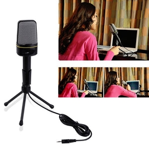 Wired Tripod Microphones Condenser | ITSYH TW-698 - Nice World Store