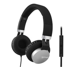 Load image into Gallery viewer, 2019 new high quality Laptop game foldable headphone with microphone wired bass Matte color Stereo  earphones TW-760 - Nice World Store