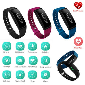 Surper Thin Bluetooth Smart Wristband | ITSYH TW-797 - Nice World Store