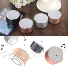 Load image into Gallery viewer, Metal Bluetooth Speaker a10 | ITSYH TW-782 - Nice World Store
