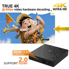 Load image into Gallery viewer, Set-top Boxes | Android TV Box | ITSYH JD-BTT-3328 - Nice World Store