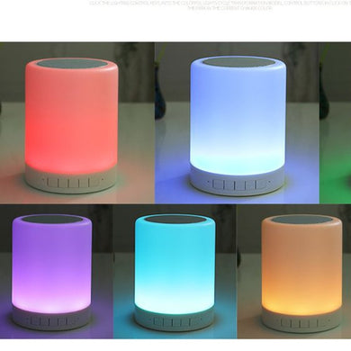 Bluetooth Mini Speaker | Light Music SoundBox | ITSYH LF01-073 - Nice World Store