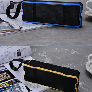 Waterpoorf Portable Wireless Bluetooth Speakers | ITSYH F01-078 - Nice World Store