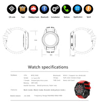 Load image into Gallery viewer, Smart Watch GS8 MTK2502 Bluetooth 4.0 | ITSYH WL7-160 - Nice World Store