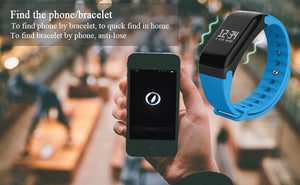 R3 Smart WristBand Fitness Bracelet | ITSYH WL7-198 - Nice World Store