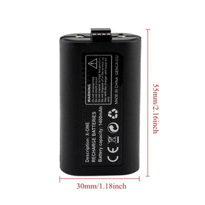 Rechargeable Replacement Battery | USB Cable | ITSYH WL7-353 - Nice World Store