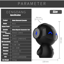 Load image into Gallery viewer, M10 Smart Robot Wireless Bluetooth Speaker | ITSYH WT8-100 - Nice World Store