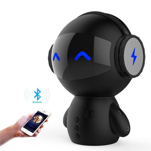 M10 Smart Robot Wireless Bluetooth Speaker | ITSYH WT8-100 - Nice World Store