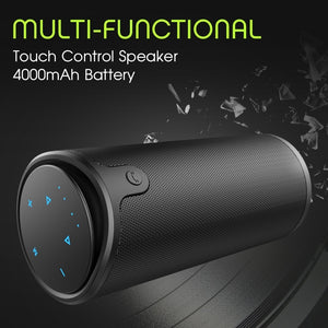 S8 HiFi 3D Stereo Wireless Bluetooth Speaker | ITSYH LF03-674 - Nice World Store