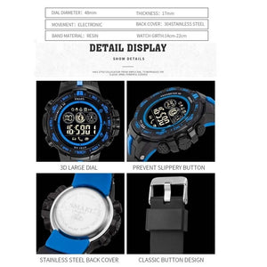 Bluetooth Smart Watch Sport Watch | ITSYH  ZH-2023 - Nice World Store