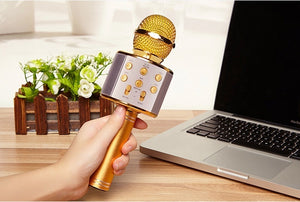 Bluetooth Microphone|Condenser Mic|ITSYH LF03-655 - Nice World Store