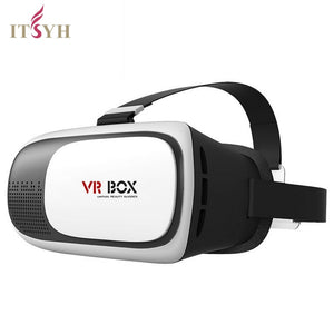"ITSYH VR BOX2 Storm New Generation Kotaku Phone Version Virtual Reality Glasses rift 3d Games for 4.7"" -6.0""  Samsung phone - Nice World Store"