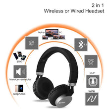 Load image into Gallery viewer, Wireless Headphones | foldable Headset | ITSYH TW-809 - Nice World Store