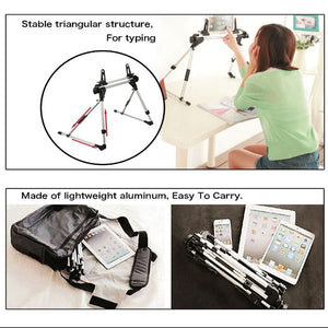 Tablet stand|Mic Stand Tablet Holder|ITSYH LYQ-0511 - Nice World Store